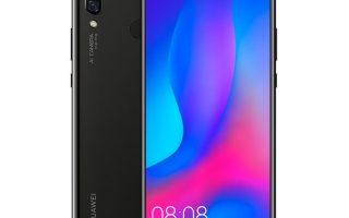 Avis Huawei Nova 3