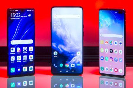 Les meilleurs smartphones 2019